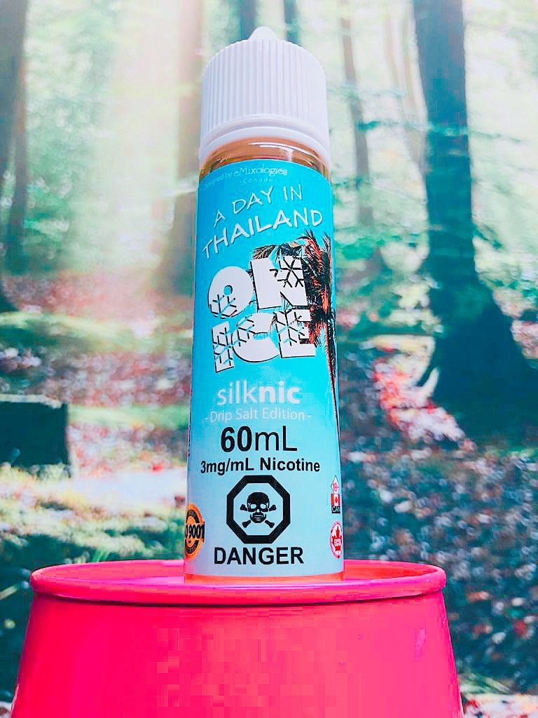 A Day In Thailand ON ICE by eMixologies e-liquid - eMixologies Canada Online Vape Shop