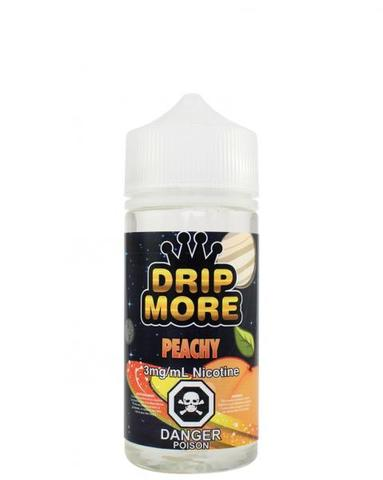 Peachy by Drip More e-liquid - eMixologies Canada Online Vape Shop