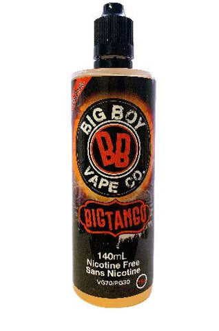 Big Tango by Big Boy e-liquid - eMixologies Canada Online Vape Shop