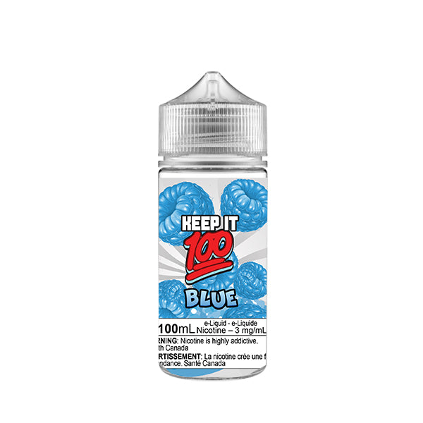 Blue by Keep It 100 e-liquid - eMixologies Canada Online Vape Shop