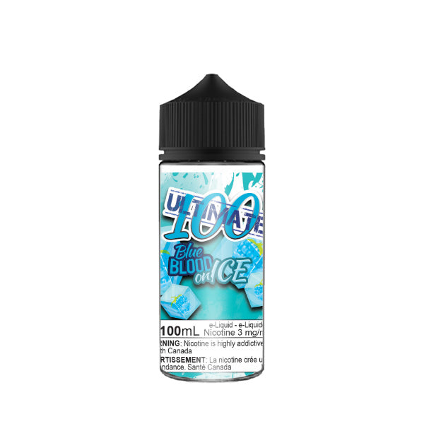 Blue Blood ON ICE by Ultimate100 e-liquid - eMixologies Canada Online Vape Shop