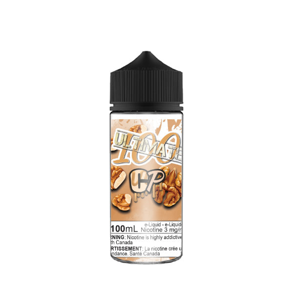 Caramel Pecan by Ultimate 100 e-liquid - eMixologies