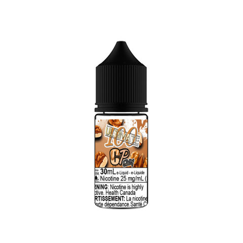 Caramel Pecan SALT by Ultimate100 e-liquid - eMixologies Canada Online Vape Shop