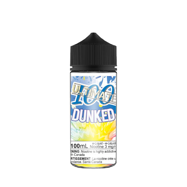 Dunked by Ultimate100 e-liquid - eMixologies Canada Online Vape Shop