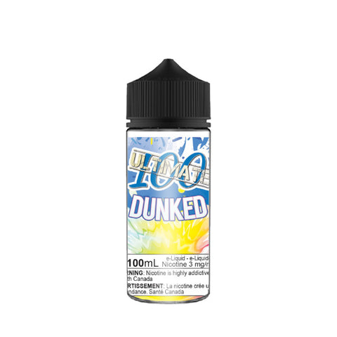Dunked by Ultimate100 e-liquid - eMixologies