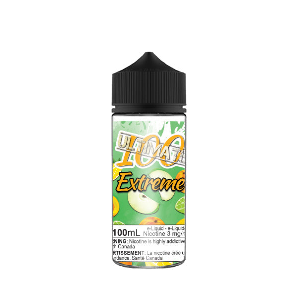 Extreme by Ultimate100 e-liquid - eMixologies Canada Online Vape Shop