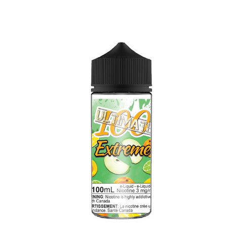 Extreme by Ultimate100 e-liquid - eMixologies