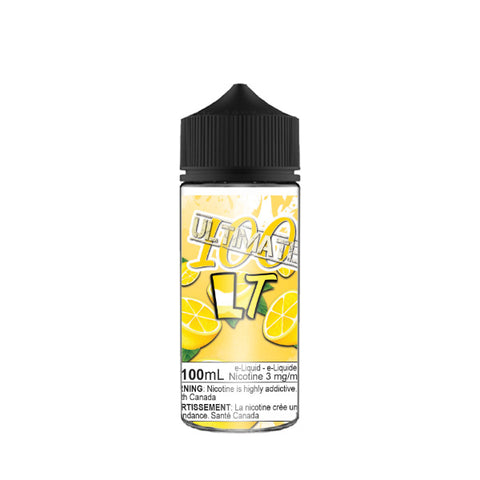 Lemon Trifle by Ultimate100 e-liquid - eMixologies Canada Online Vape Shop