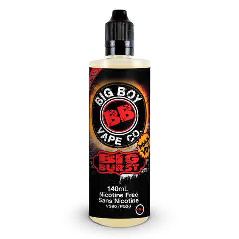 Big Burst by Big Boy e-liquid - eMixologies Canada Online Vape Shop