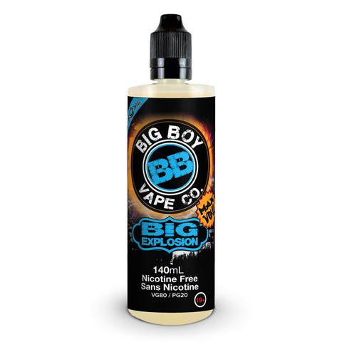 Big Explosion by Big Boy e-liquid - eMixologies Canada Online Vape Shop