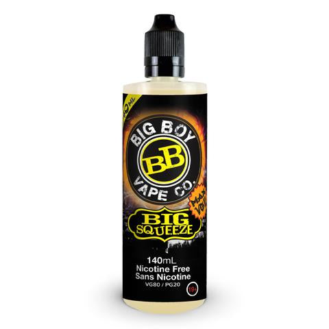 Big Squeeze by Big Boy e-liquid - eMixologies Canada Online Vape Shop