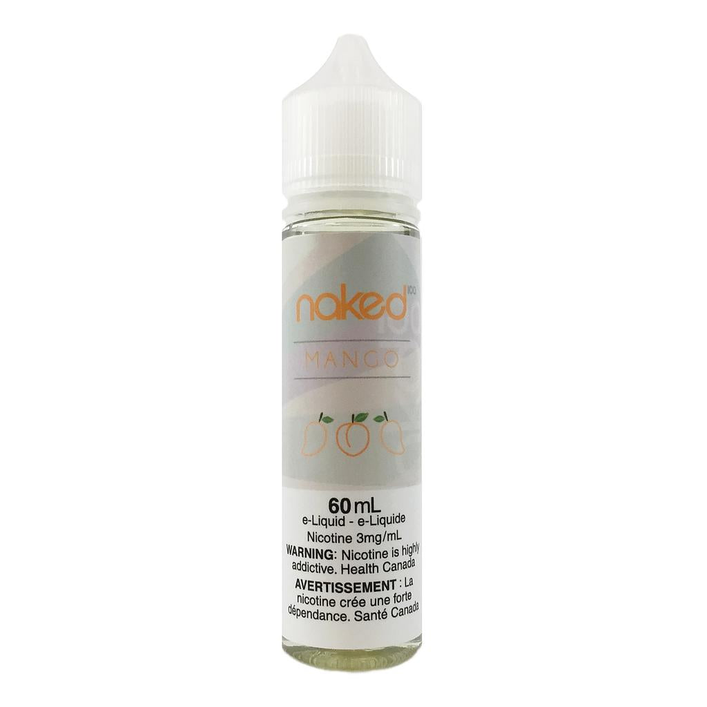 Amazing Mango by Naked e-liquid - eMixologies Canada Online Vape Shop