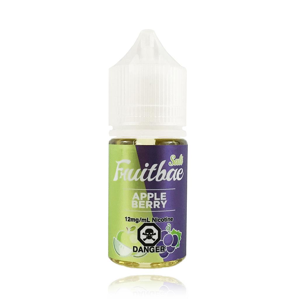 Apple Berry SALT by Fruitbae e-liquid - eMixologies Canada Online Vape Shop