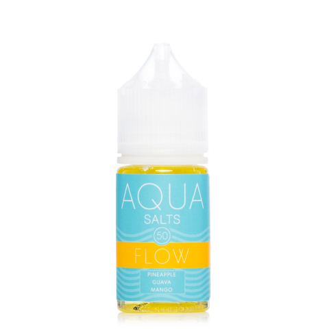 Flow SALT by Aqua e-liquid - eMixologies Vape Store