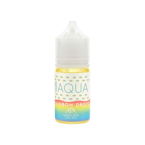 Rainbow Drops SALT by Aqua e-liquid - eMixologies Canada Online Vape Shop