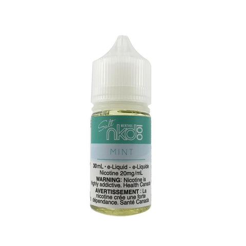 Arctic Air SALT by Naked e-liquid - eMixologies Canada Online Vape Shop
