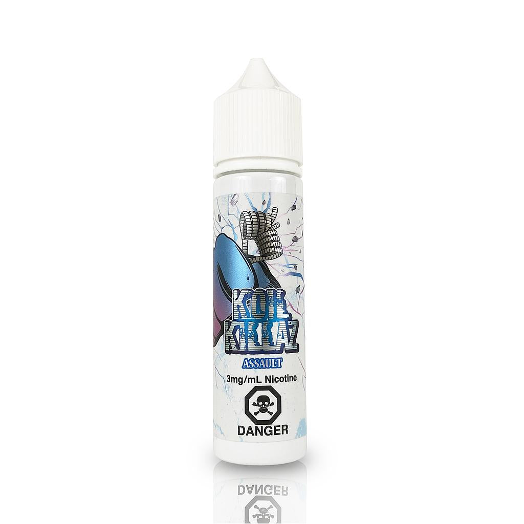 Assault Polar by Koil Killaz e-liquid - eMixologies