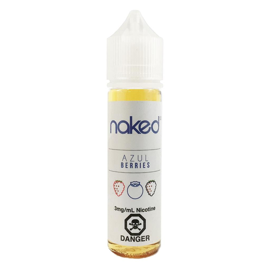 Azul Berries by Naked e-liquid - eMixologies