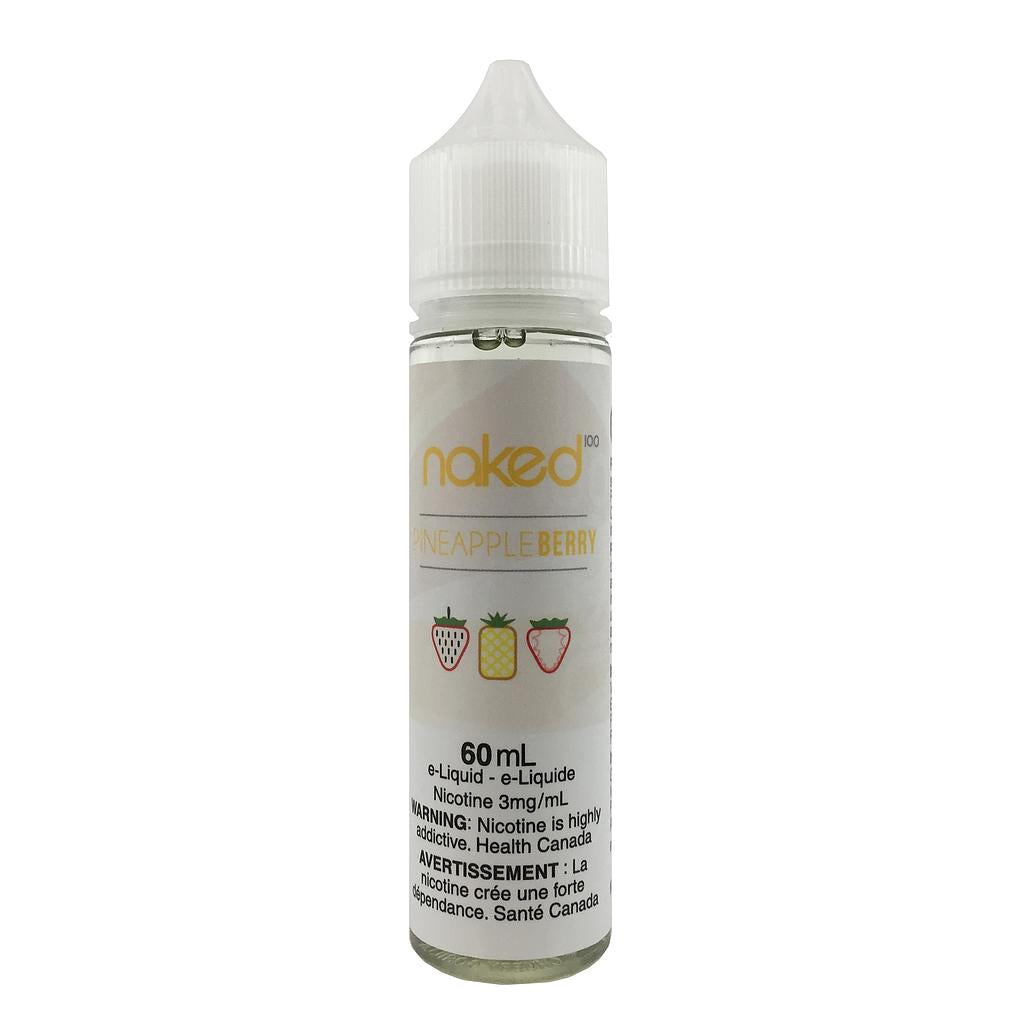 Berry Lush by Naked e-liquid - eMixologies