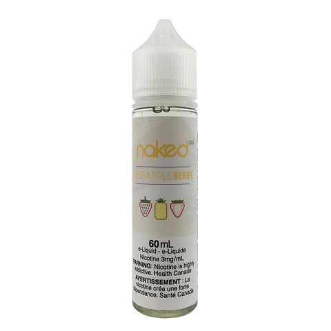 Berry Lush by Naked e-liquid - eMixologies Canada Online Vape Shop