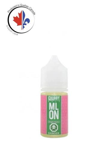 Bubble Melon SALT by Chubby e-liquid - eMixologies Canada Online Vape Shop