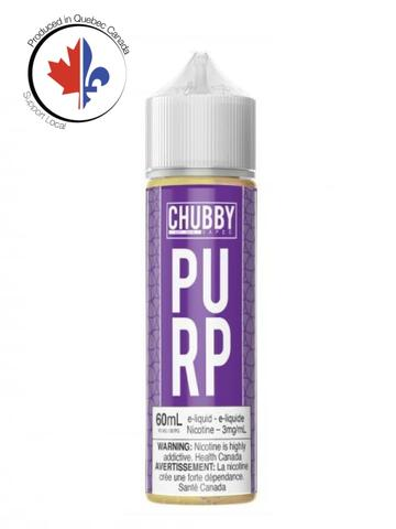 Bubble Purp by Chubby e-liquid - eMixologies Canada Online Vape Shop
