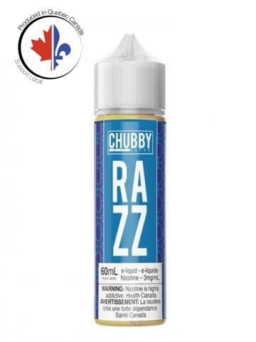 Bubble Razz by Chubby e-liquid - eMixologies Canada Online Vape Shop