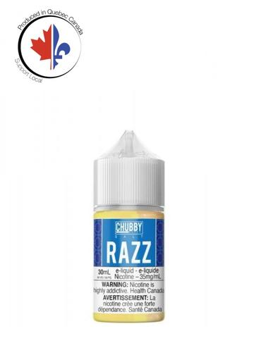 Bubble Razz SALT by Chubby e-liquid - eMixologies Canada Online Vape Shop