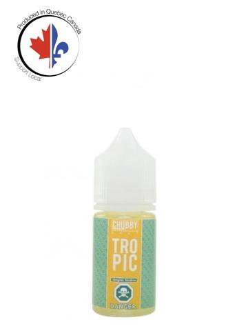 Bubble Tropic SALT by Chubby e-liquid - eMixologies