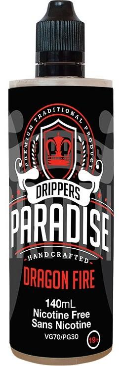 Dragon Fire by Drippers Paradise e-liquid - eMixologies Canada Online Vape Shop
