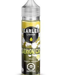 Fearless Lemon CA by Chateau Noir e-liquid - eMixologies Canada Online Vape Shop