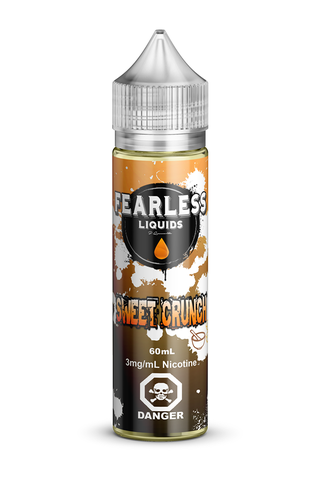 Fearless Sweet Crunch by Chateau Noir e-liquid - eMixologies Canada Online Vape Shop