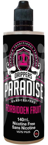 Forbidden Fruit by Drippers Paradise e-liquid - eMixologies Canada Online Vape Shop