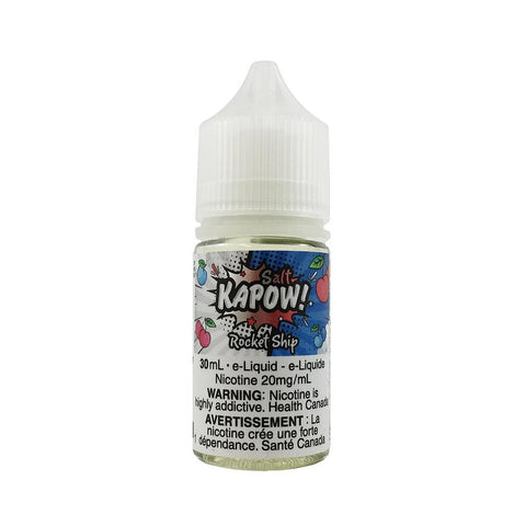Rocket Ship SALT by Kapow e-liquid - eMixologies Canada Online Vape Shop