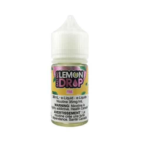 Pink SALT by Lemon Drop e-liquid - eMixologies Canada Online Vape Shop