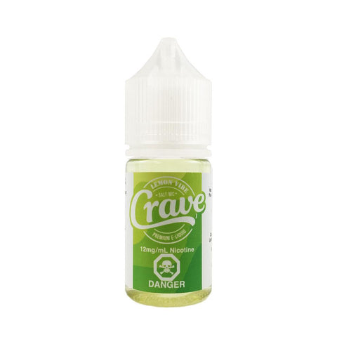 Lemon Vibe by Crave e-liquid - eMixologies Canada Online Vape Shop