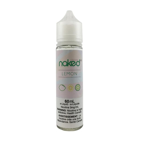 Green Lemon by Naked e-liquid - eMixologies