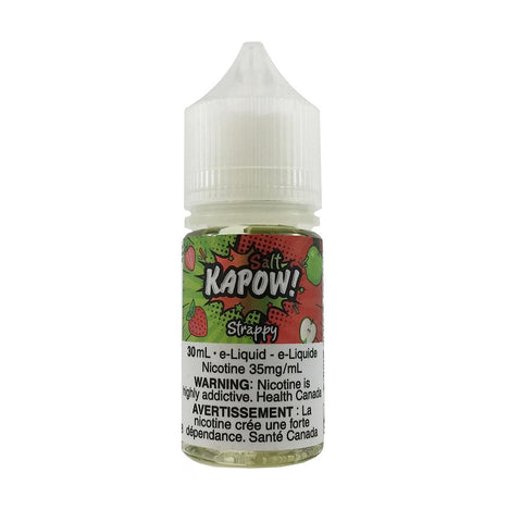 Strappy SALT by Kapow e-liquid - eMixologies Canada Online Vape Shop