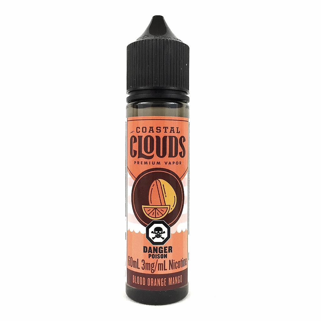 Blood Orange Mango by Coastal Clouds e-liquid - eMixologies Canada Online Vape Shop