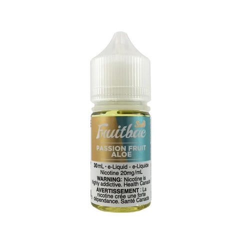 Passionfruit Aloe SALT by Fruitbae e-liquid - eMixologies Canada Online Vape Shop