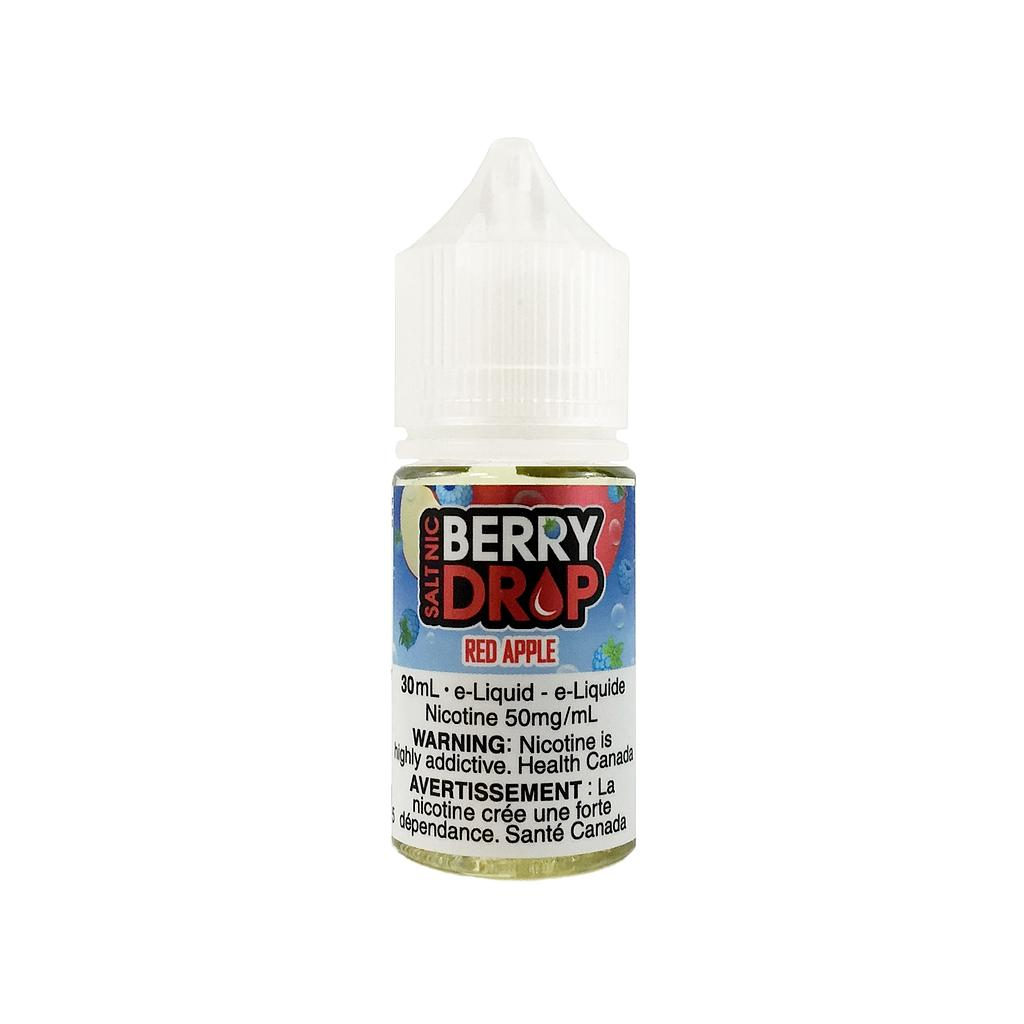 Red Apple SALT by Berry Drop e-liquid - eMixologies Canada Online Vape Shop