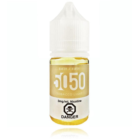 Tobacco Light by 5050 e-liquid - eMixologies Canada Online Vape Shop