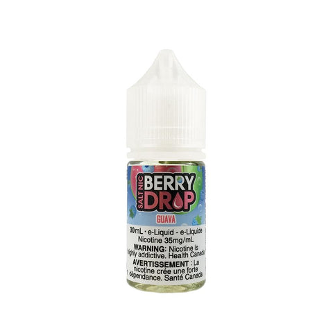 Guava SALT by Berry Drop e-liquid - eMixologies Canada Online Vape Shop