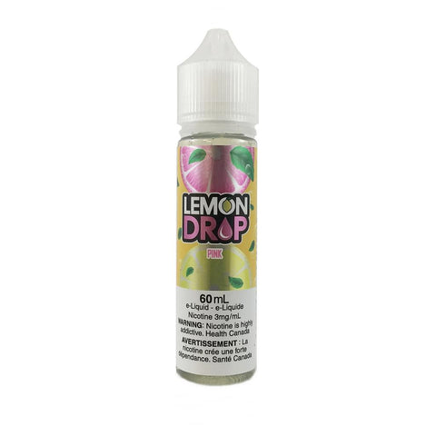 Pink by Lemon Drop e-liquid - eMixologies Canada Online Vape Shop