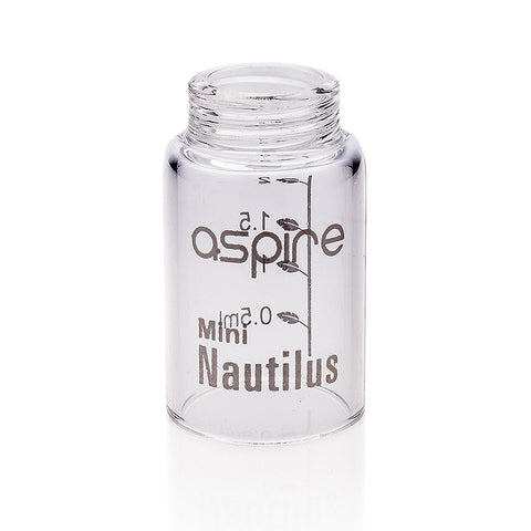 Aspire Nautilus Mini Vape Tank Glass - eMixologies