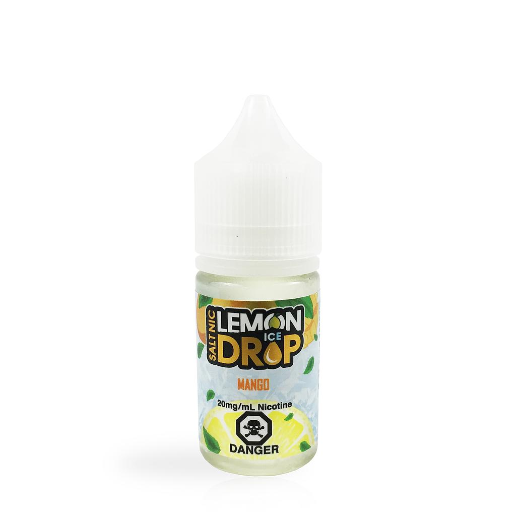 ICE Mango SALT by Lemon Drop e-liquid - eMixologies Canada Online Vape Shop