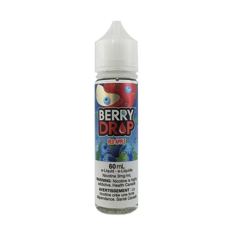 Red Apple by Berry Drop e-liquid - eMixologies Canada Online Vape Shop