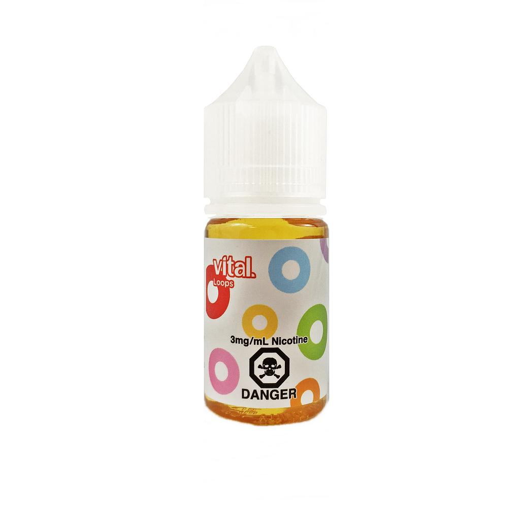 Loops by Vital e-liquid - eMixologies