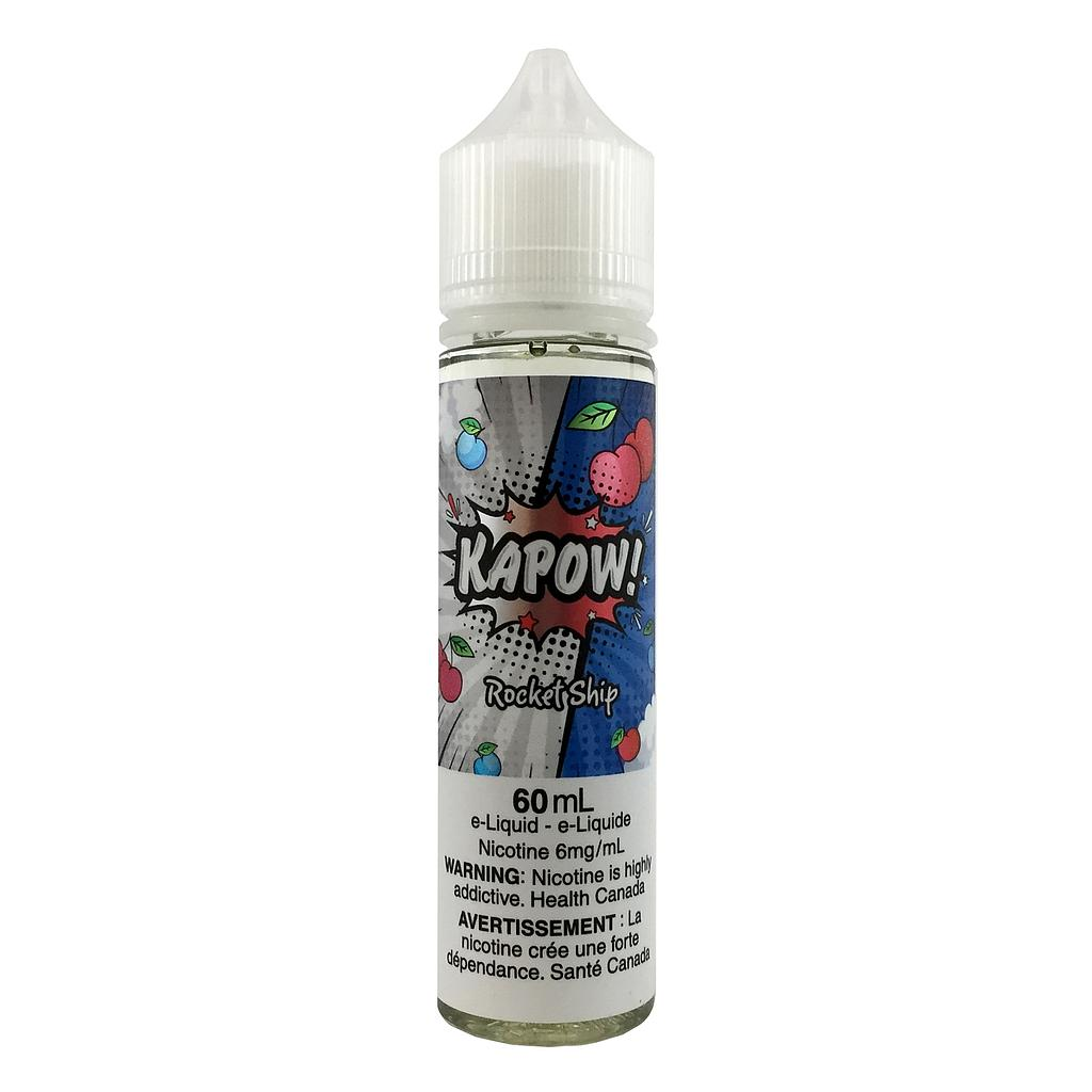 Rocket Ship by Kapow e-liquid - eMixologies Canada Online Vape Shop
