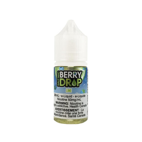 Lime SALT by Berry Drop e-liquid - eMixologies Canada Online Vape Shop